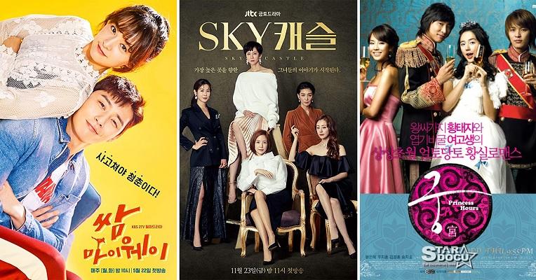 Inilah, 5 Drama Korea Terbaik yang Wajib Anda Tonton!