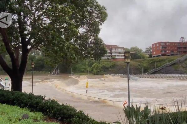 Australia Akan Evakuasi Korban Banjir di Barat Sydney