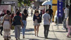 Brasil Mencatat Rekor 100.000 Kasus Virus Corona Baru Dalam Sehari