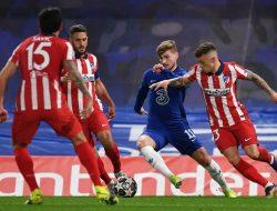 Chelsea Menang 2-0 Atas Atletico Madrid, dan Melaju Ke Perempat Final Liga Champions