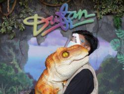 """Dufan Hadirkan """"Baby Dinosaurus"""" Untuk Menghibur Pengunjung"""