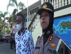 Polres Maluku Tengah Pastikan Bebas Miras Dan Narkoba