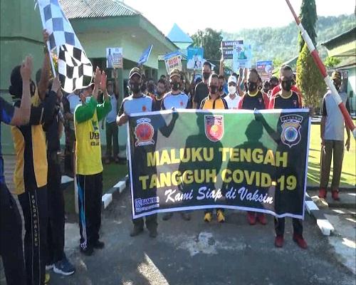 Maluku Tengah Tangguh COVID-19