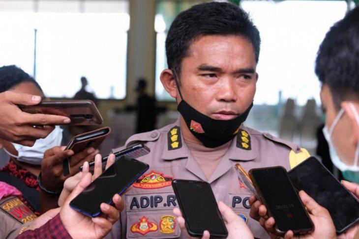 Ratusan Personil Polri Diterjunkan Untuk Pengamanan Kunjungan Presiden