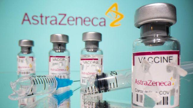 Vaksin AstraZeneca Telah Tiba, Tapi Masa Kedaluwarsa Hingga Mei 2021