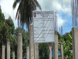 Pembangunan Kantor Negeri Tiouw Butuh Anggaran 1 Miliar