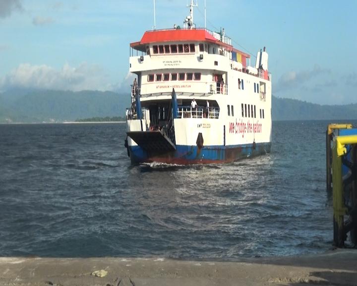 Layanan Pelayaran Antar Pulau Tetap Berjalan Seperti Biasanya