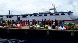 Akibat Cuaca Buruk Sejumlah Aktivitas Pelayaran di Malut Tertunda
