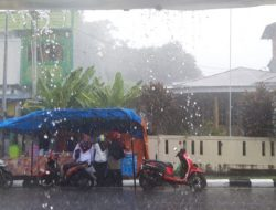 BMKG Ternate Keluarkan Warning Cuaca Ekstrem di Maluku Utara
