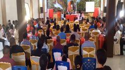 Dalam Rangka Evaluasi Program Kerja, GPM Klasis Kairatu Gelar Persidangan Ke 50 Tahun 2021
