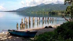 Warga Kecewa 10 Tahun Lebih Dermaga Ferry Wailey Belum Rampung