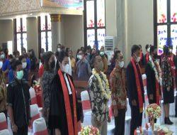Jemaat GPM Galala-Hative Kecil Gelar Persidangan Ke 39 Tahun 2021