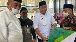 Imam dan Badan Syar'a Masjid/musala Kota Ternate terlindungi Program BPJS Ketenagakerjaan