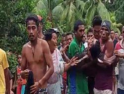 Puluhan Personil Polresta Ambon di Turunkan ke Desa Sirisori Amalatu