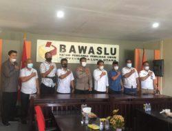 Kapolda Maluku Utara Temui Bawaslu Bahas PSU di Halmahera Utara