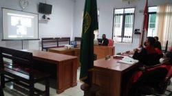 Majelis Hakim Jatuhkan Vonis Bervariasi Untuk Dua Koruptor ADD dan DD di Malteng