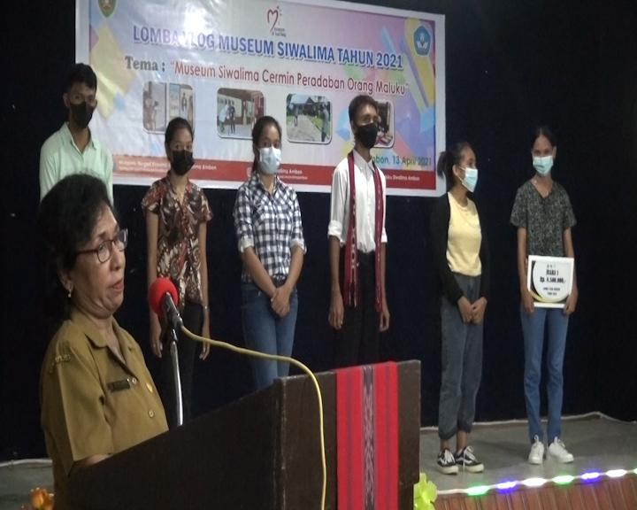 Lomba Vlog Museum Siwalima 2021, Ditutup dan Penetapan Pemenang