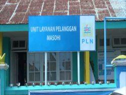 PLN Cabang Masohi Pastikan Layanan Listrik Ke Wilayah Kecamatan Terhoru Kembali Normal