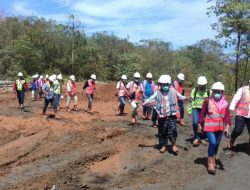 Perusahaan Pertambangan Diminta Dukung Program Pembangunan Jalan Lingkar Pulau Obi
