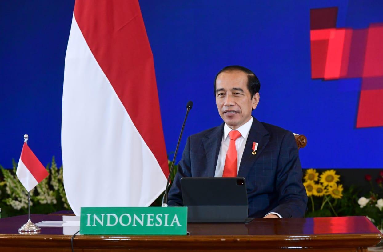 Presiden Memberi Pesan Dalam Moderasi Beragama di Indonesia
