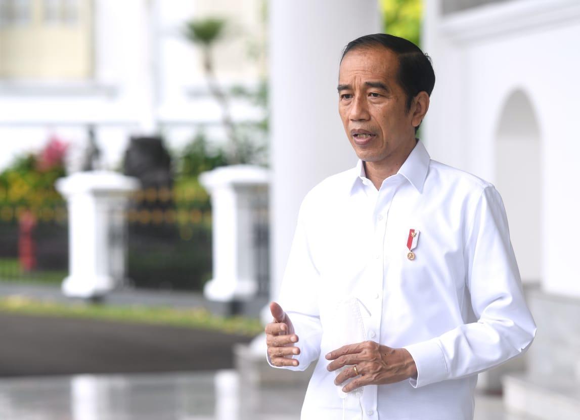 Presiden Jokowi Instrusikan Jajaran Agar Lakukan Aksi Tanggap Darurat Gempa di Jawa Timur