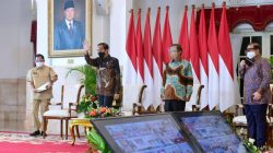 Presiden Jokowi Minta Kepala Daerah Perbanyak Program Padat Karya dan Ciptakan Lapangan Kerja