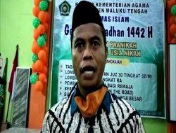 Gebyar Ramadan 1442 Hijriah di Kantor Kemenag Maluku Tengah