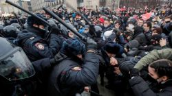 Rusia Meningkatkan Keamanan di Penjara Navalny Jelang Protes