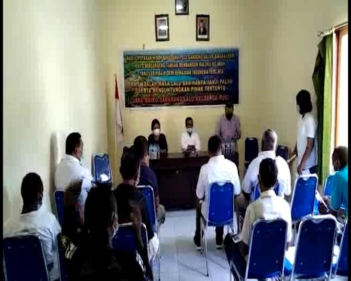 Seminar Kebangsaan Hidup Basudara Dalam Bingkai NKRI di Saparua