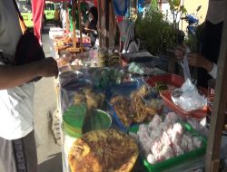 Dibanding Tahun Lalu, Pendapatan Penjual Takjil di Kota Ambon Kini Membaik