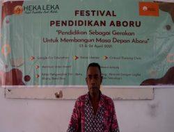 Yayasan Heka Leka Gelar Festival Pendidikan Aboru