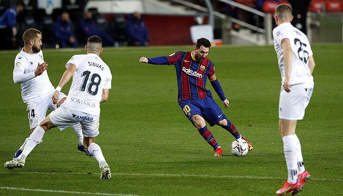 Zidane Berharap El Clasico Kali Ini Bukan Yang Terakhir Bagi Lionel Messi