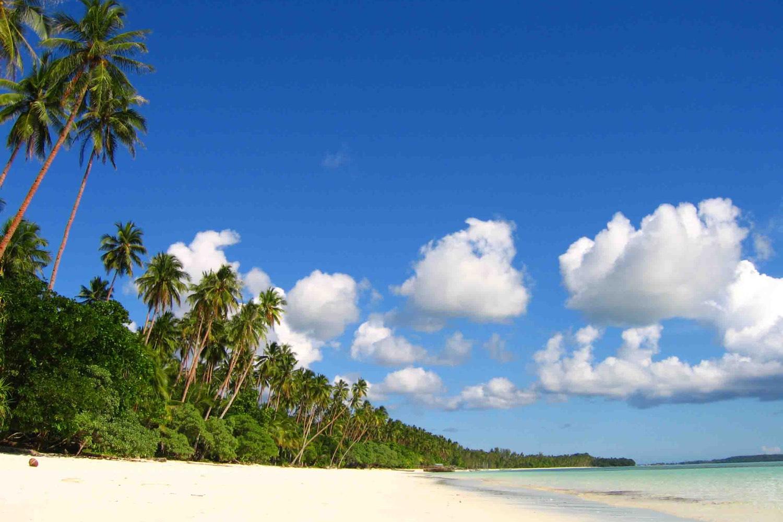 Daftar Pulau Maluku