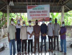 Dalam Rangka Menjaga Situasi Kamtibmas, DKM Gelar Duduk Bacarita Bersama Warga Wailela