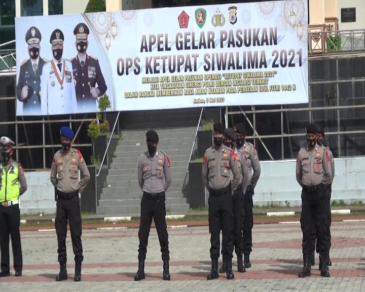 Fokus Utama Operasi Ketupat Siwalima Pada Pusat-Pusat Keramaian