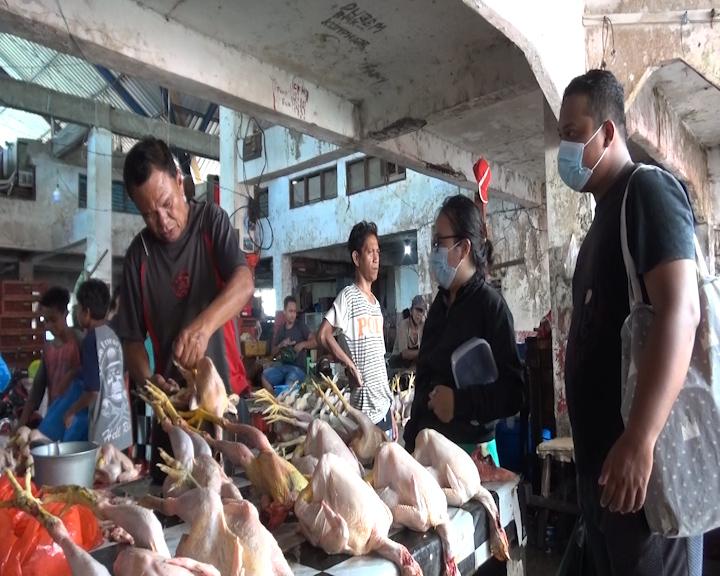 Jelang Hari Raya Idul Fitri 1442 Hijriah, Harga Daging dan Ayam Naik