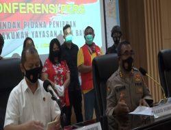 Kepala Yayasan Anak Bangsa Ditangkap Polda Maluku Atas Dugaan Penipuan