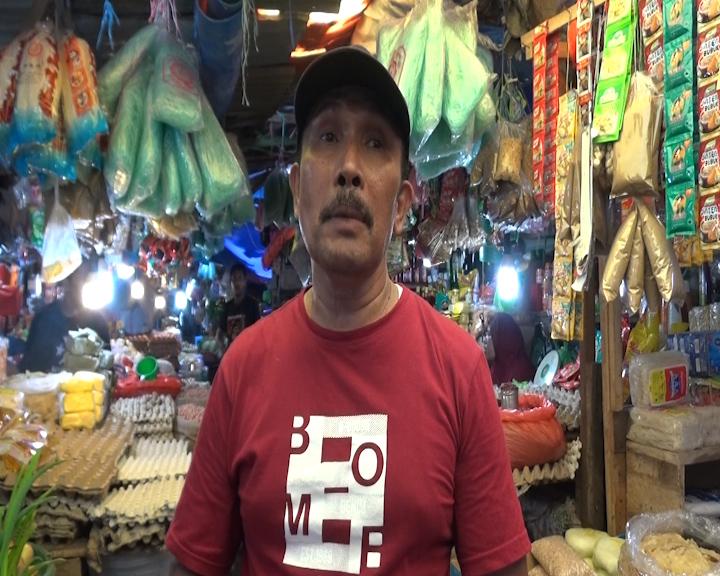 Pedagang Kaki Lima Resah Dengan Surat Pemberitahuan Tentang Revitalisasi Pasar Mardika