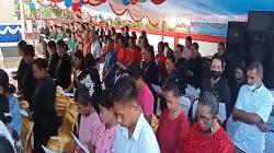 Peresmian Rumah Pastori 3 GPM Kamarian oleh Bupati dan Ketua Klasis