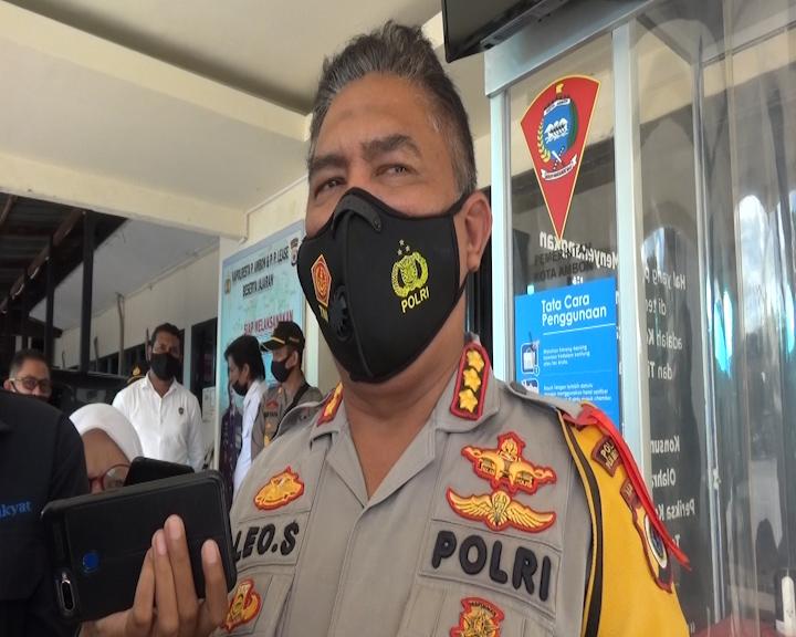 Pengamanan Diperketat Pada Sejumlah Lokasi Jelang Malam Takbiran Di Ambon