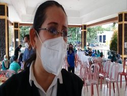 Hari Ketiga Vaksin Massal, Sebanyak 808 Warga Kota Ambon Telah DiVaksinasi