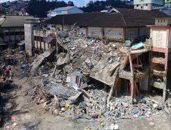 Bappeda Litbang Ambon Pastikan Pembangunan Fisik Pasar Mardika Akhir Bulan Juli