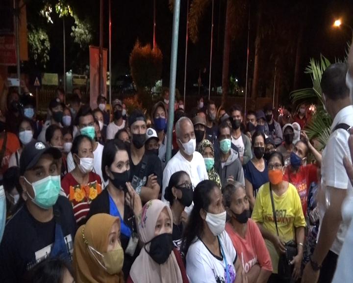 44 Warga Kota Ambon Penyandang Disabilitas Sudah Divaksinasi COVID-19