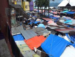 Disperindag Ambon Pastikan 24 Juni 2021 Gedung Putih Pasar Mardika di Bongkar