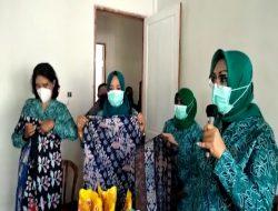 Ketua Tim Penggerak PKK Pentingnya Protokol Kesehatan Ditengah Pandemi COVID-19