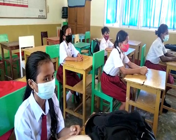 Maluku Tengah Mulai Terapkan PTM Semua Jenjang Sekolah SD Hingga SMA