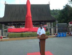 Tiga Monumen Soekarno di Masohi Diresmikan Megawati Soekarnoputri