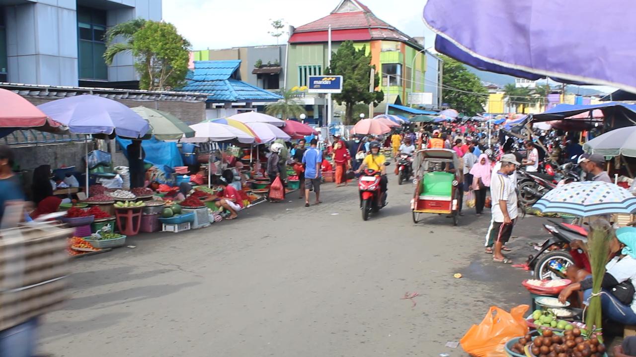 Walikota Ambon Optimis Revitalisasi Pasar Dampak Besar Peningkatan Ekonomi Pedagang