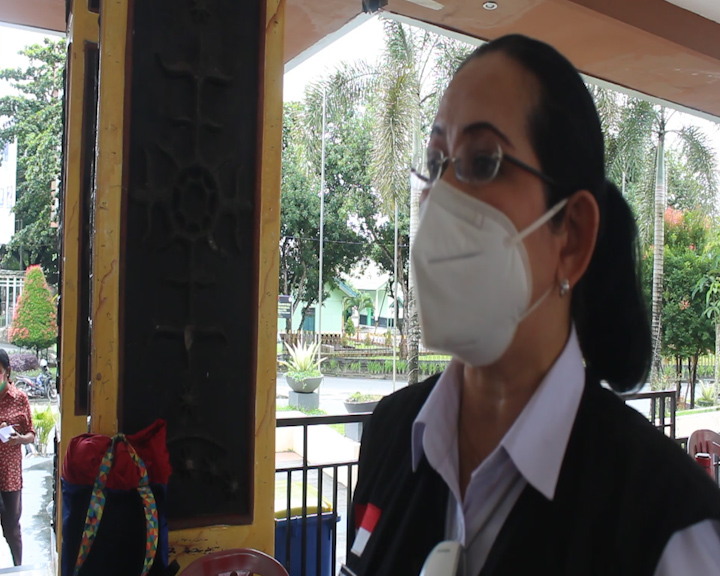 Dinkes Kota Ambon Rilis Data Sebanyak 52. 622 Warga Telah Divaksin