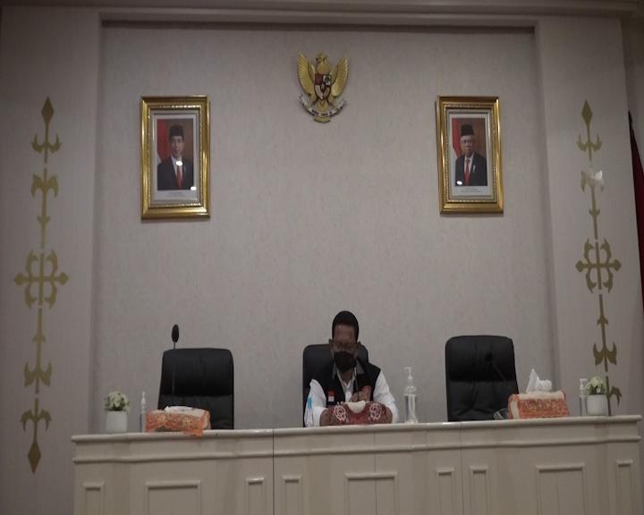 Kasus COVID-19 Di Kota Ambon Meningkat, Pemkot Tambah 1 Fasilitas Isolasi